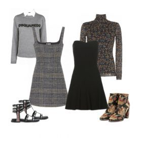 How to wear: Double Up on Trends