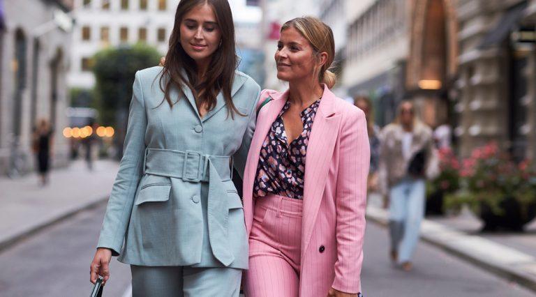 How to style a womens blazer