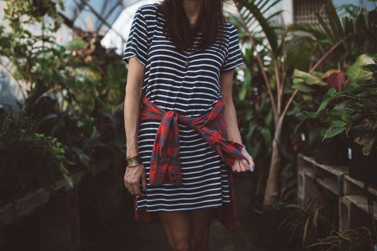 HOT TIP | How to mix and match prints on clothes
