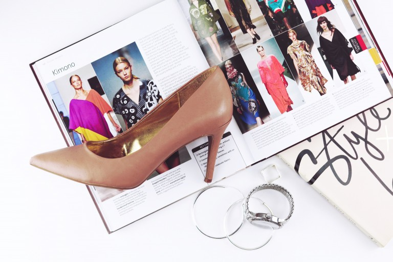 How to Style Nude Dress Shoes