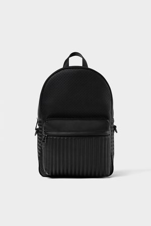 Zara Micro-perforated backpack