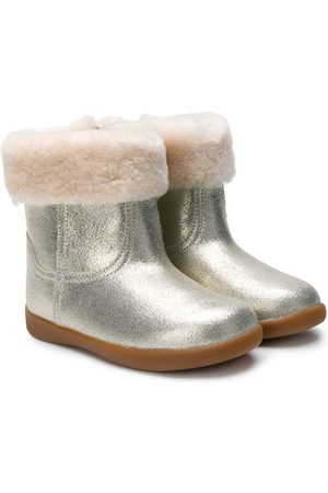 UGG Girls Ankle Boots - Round toe ankle boots