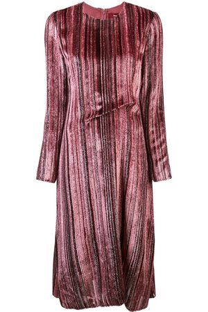 Sies marjan Textured flared dress