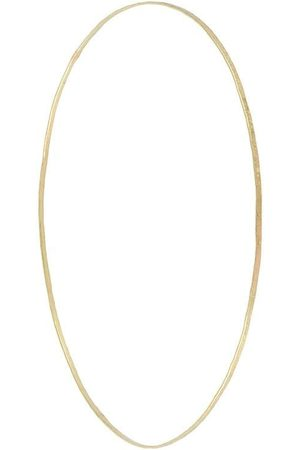 WOUTERS & HENDRIX 18kt yellow gold hammered thin bangle