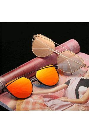 Newchic UV400 Retro Cat Eye Sunglasses