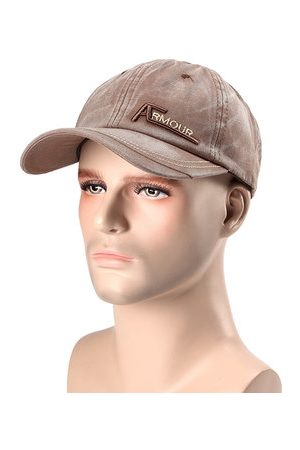 Newchic Mens Women Vintage Cotton Embroidery Baseball Cap Casual Sports Sunshade Snapback Hat