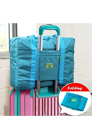 Newchic Women Nylon Travel Bag Outdoor Must-have Organizer Storage Bag High-end Luggage Bag
