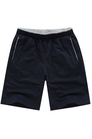 Newchic Mens Spring Summer Elastic Waist Drawstring Solid Color Jogging Casual Sports Shorts