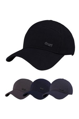 Newchic Men Hats - Men Adjustable Cotton Baseball Cap Breathable Casual Sports Sunscreen Sun Hats