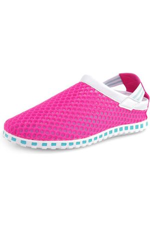 Newchic Women Casual Shoes - Big Size Breathable Mesh Hollow Out Sandals Slip On Casual Beach Shoes