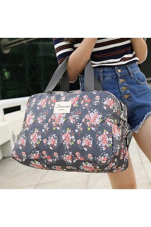 Newchic Women Floral Luggage Bag Travel Must-have Storage Bag ff91825c29ebb