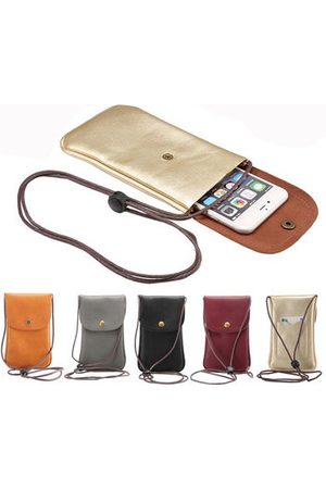 Newchic 5.5inch Casual Lightweight Pu Leather Phone Bag Shoulder Bag
