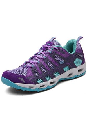 Newchic Women Shoes - Big Size Outdoor Running Sneakers Sport Casual Upstream Shoes