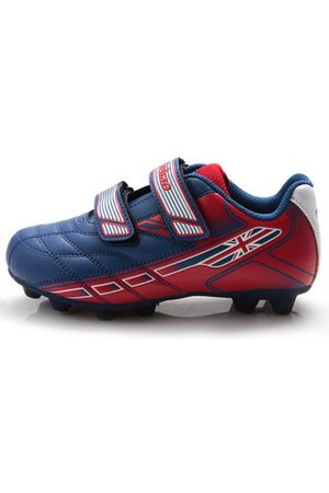 Newchic Boys Shoes - Tiebao Kids Breathable Firm-Ground Long Spikes Soccer Shoes