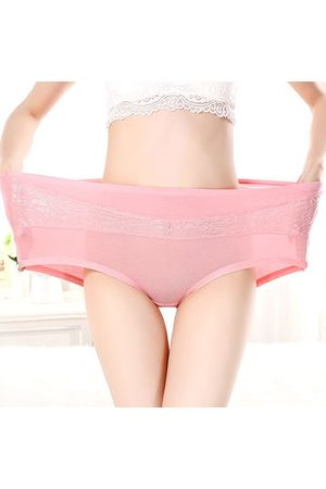 Newchic High Waist Modal Panties Body Shaper Slimming Belly In Breathable Underwear