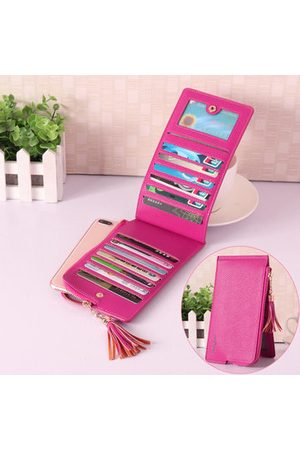 Newchic Multi-slots 7 Color 13 Card Slots Card Holder