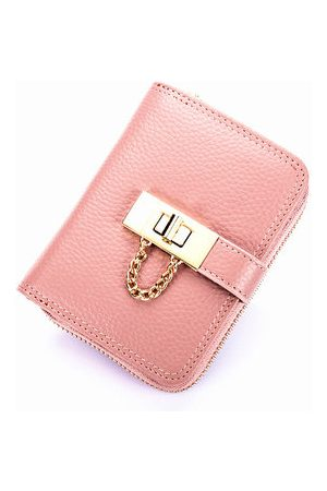 Newchic Genuine Leather 21 Card Slots Card Holder Purse Credit Card