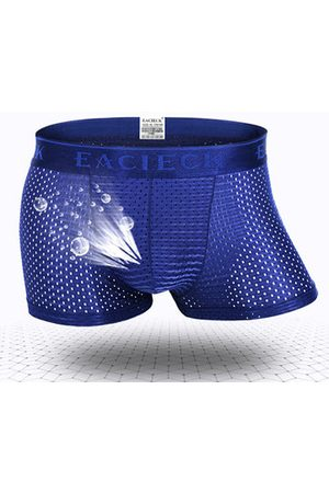 Newchic Mens Breathable Boxers