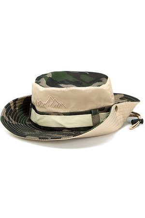 Newchic Outdoor Breathable UV Protection Visors Bucket Hat