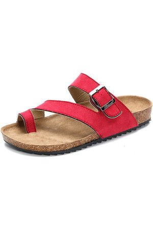 Newchic Boys Beach Softwood Slippers Thong-Style Flip-Flops