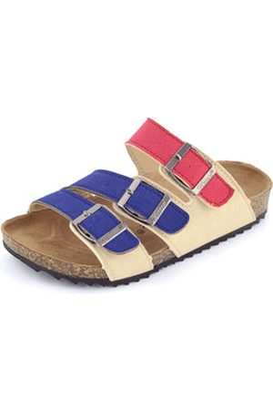 Newchic Kids Unisex Leisure Beach Shoes Softwood Cork Slippers