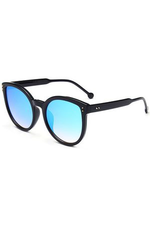 Newchic Summer Women Retro Cat Eye Sunglasses Outdoor Casual Colorful Anti-UV Eyeglasses
