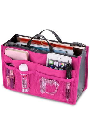 Newchic Women Nylon Multifunction Travel Storage Bag Inside Toiletry Bag