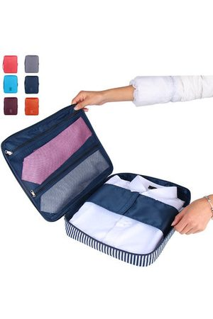 Newchic Men Suitcases & Luggage - Men Nylon Home Clothes Storage Bag Travel Storage Bag