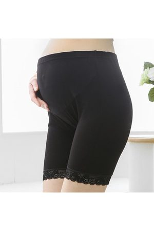 b659088d6c7e Newchic Cozy Anti-Safety Support Modal Hight Waist Hip-lifting Adjustable  Thin Maternity Pants