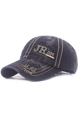 Newchic Men Hats - Men Retro Washed Comfortable Cotton Baseball Cap Sports Casual Sunscreen Hat