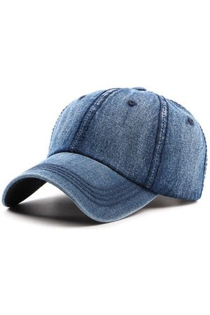 Newchic Retro Washed Cotton Denim Baseball CapTravel Sunshade Hat
