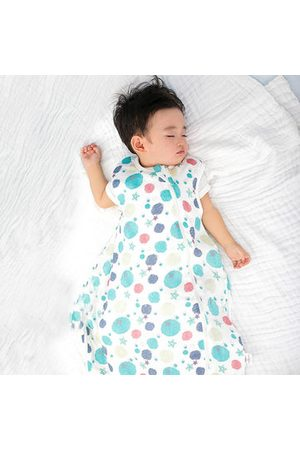 Newchic TUBENG Cute Baby Floral Sleeveless O-Neck Rompers Sleeping Bag
