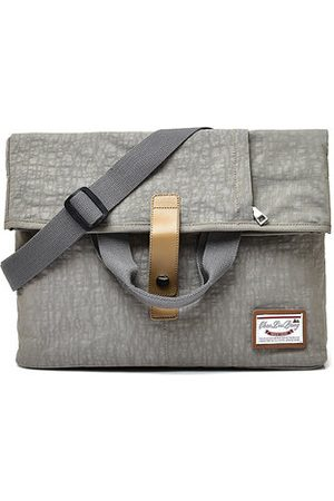 Newchic Canvas Casual Folding Large Capacity Shoulder Bag Crossbody Bag For Women