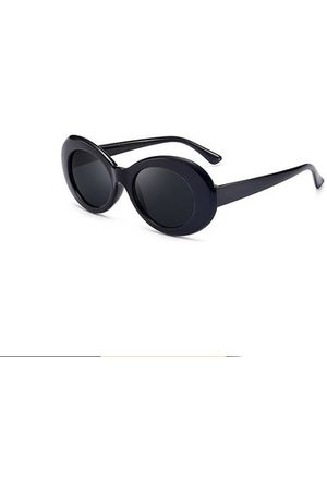 Newchic Women Sunglasses - Women Retro Large Metal Frame Polarized Sunglasses Outdoor Casual Driving Glasses