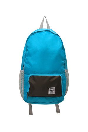 Newchic Nylon Light Folding Portable Sports Outdoor Shoulder Bag Backpack
