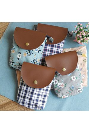 Newchic Flower Pattern Phone Bag Casual Shoulder Bag Crossbody Bag For Women
