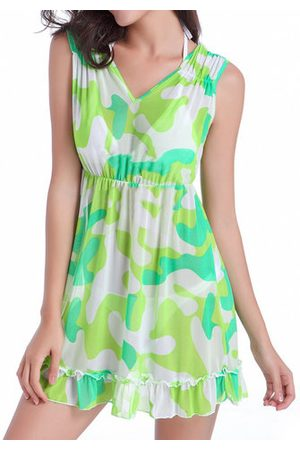 Newchic Women Beach Dresses - SWIMMART Breathable High Elasticity Mesh Cover Up For Women