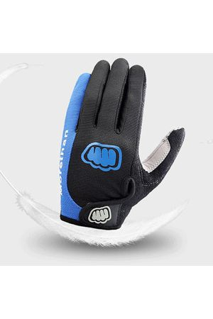 Newchic Unisex Cycling Anti-Skid Fitness Shock Gloves Outdoor Sports Sweat Riding Gloves