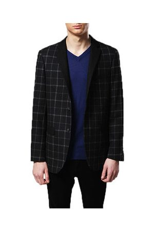 Newchic Checked Blazers for Men