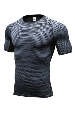 Newchic PRO Quick-drying Fitness Sport T shirt