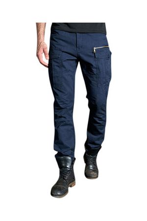 Newchic Men Cargo Pants - Cotton Multi Pockets Military Tactical Cargo Pants