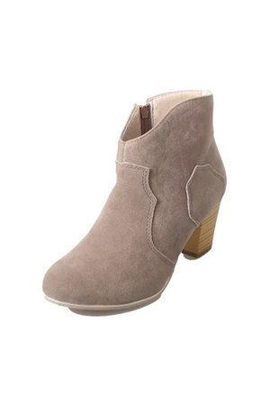 Newchic Women Ankle Boots - Plus Size Sexy Ladies High Heels Ankle Boots For Women