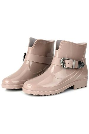 Newchic Women Ankle Boots - Waterproof Ankle Rainboots For Women