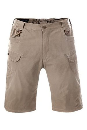Newchic Mens Outdoor City Tactical Military Cargo Shorts Multi-pocket Sport Shorts