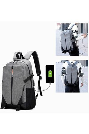 Newchic Anti-theft Korean Version Of The Multi-functional Computer Bag Travel Bag Students Leisure Backpack