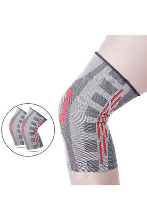 Newchic Women Sports Bamboo Charcoal Elastic Knee Support Casual Fitness Yoga Knee Protector