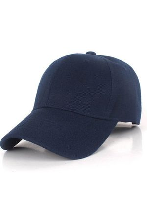Newchic Men Caps - Men Solid Baseball Cap Adjustable