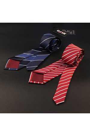 Newchic Men Business Suit Jacquard Striped Tie Wedding Party Formal Ties