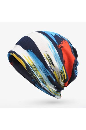 Newchic Men Caps - Hip Hop Beanies Skullies Hats Windproof Scarf Baggy Cap