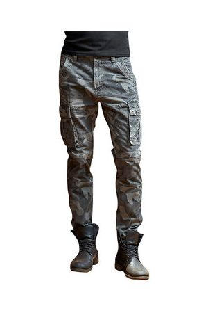 Newchic Men Cargo Pants - Mens Outdoor Camouflage Multi Pockets Casual Cotton Cargo Pants Military Tactical Pants